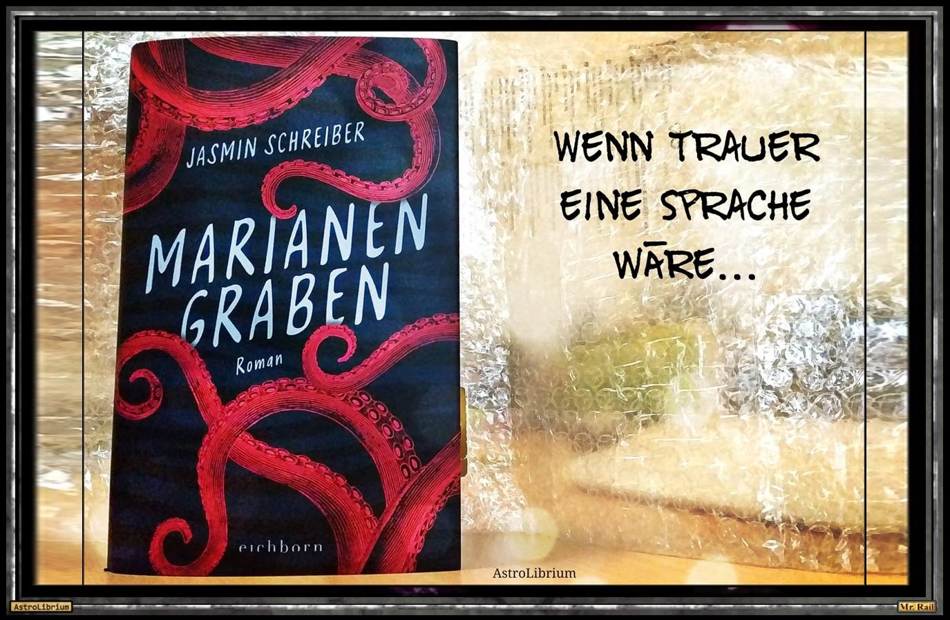 Marianengraben von Jasmin Schreiber - AstroLibrium
