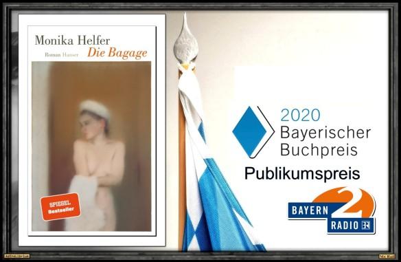 Publikumspreis des Bayerischen Buchpreises 2020 - AstroLibrium