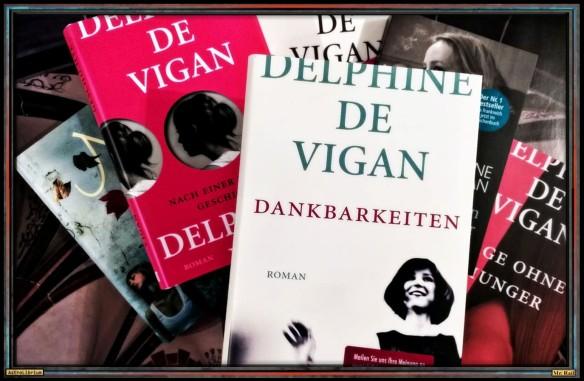 Dankbarkeiten von Delphine de Vigan_astrolibrium