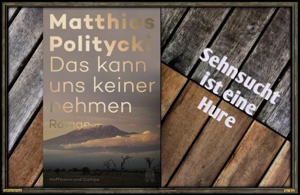 Das kann uns keiner nehmen von Matthias Politycki - Astrolibrium