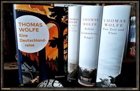 Eine Deutschlandreise von Thomas Wolfe - AstroLibrium