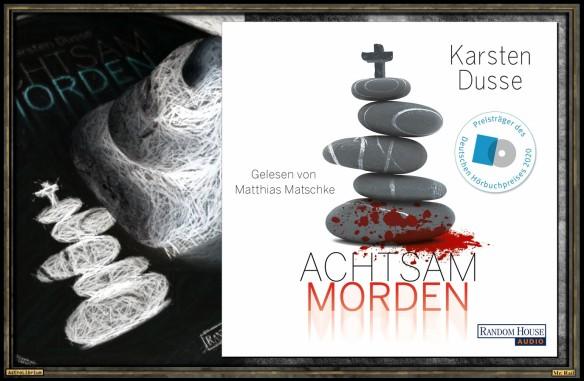 Achtsam morden von Karsten Dusse - Astrolibrium