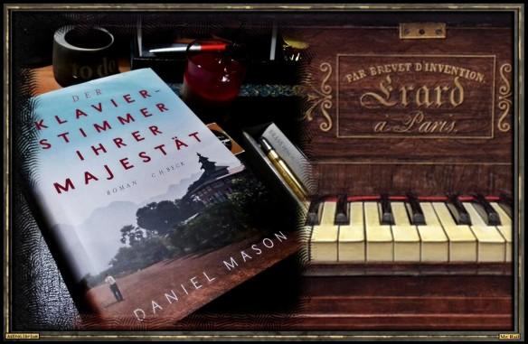 Der Klavierstimmer ihrer Majestät von Daniel Mason - Astrolibrium