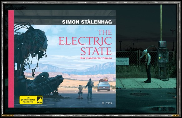 Simon Stålenhag - The Electric State - AstroLibrium
