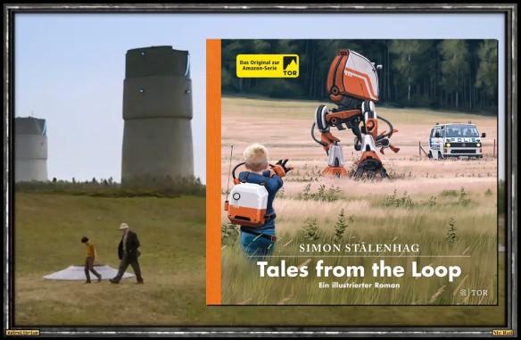 Simon Stålenhag - Tales from the Loop - Astrolibrium