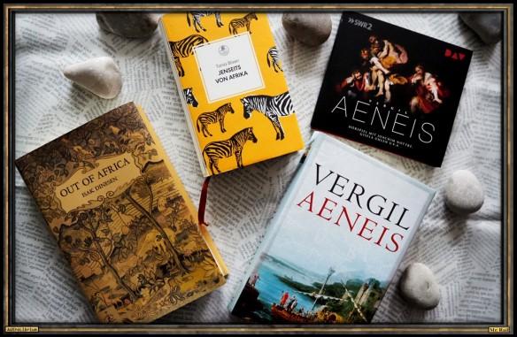 Die AENEIS von Vergil - Das Hörspiel - AstroLibrium
