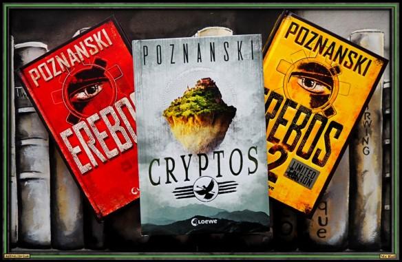 Cryptos von Ursula Poznanski - Astrolibrium