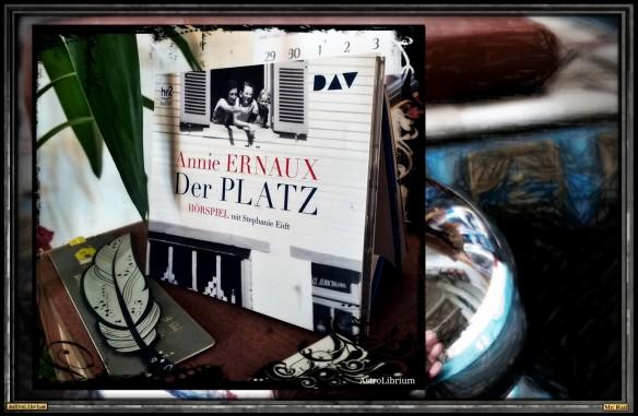 Der Platz von Annie Ernaux [Das Hörspiel] - Astrolibrium