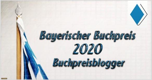 Der Bayerische Buchpreis 2020 - Buchpreisblogger - AstroLibrium