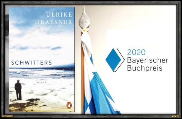 Gewinnerin des Bayerischen Buchpreises - Belletristik - Astrolibrium