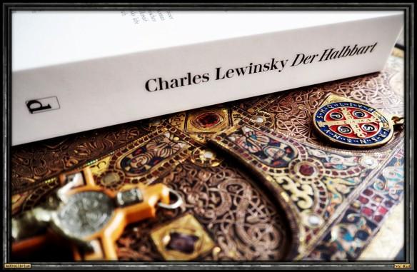 Der Halbbart von Charles Lewinsky - AstroLibrium