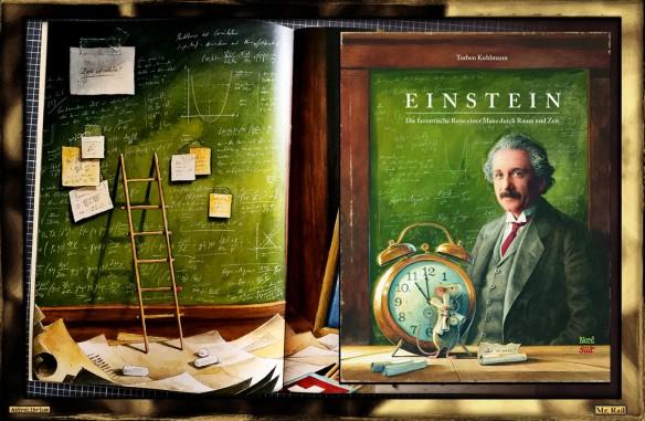 Einstein von Torben Kuhlmann - AstroLibrium