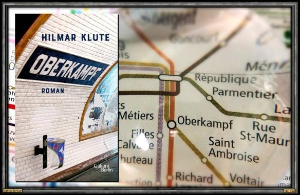 Oberkampf von Hilmar Klute - Astrolibrium
