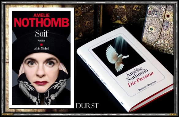 Die Passion von Amélie Nothomb - Astrolibrium