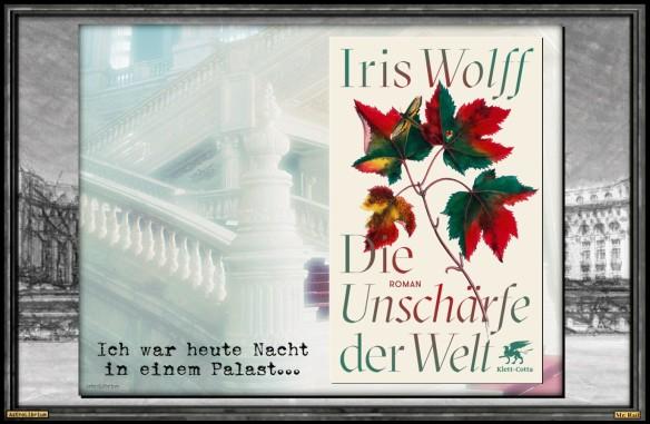 Die Unschärfe der Welt von Iris Wolff - AstroLibrium
