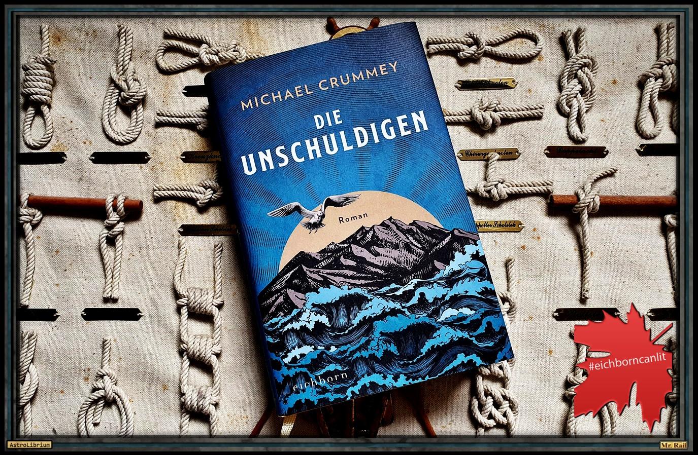 Die Unschuldigen von Michael Crummey - Astrolibrium