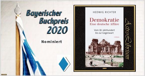 Demokratie - Eine deutsche Affäre - Hedwig Richter - Astrolibrium