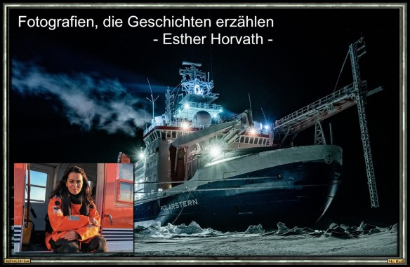 Expedition Arktis von Esther Horvath - Astrolibrium