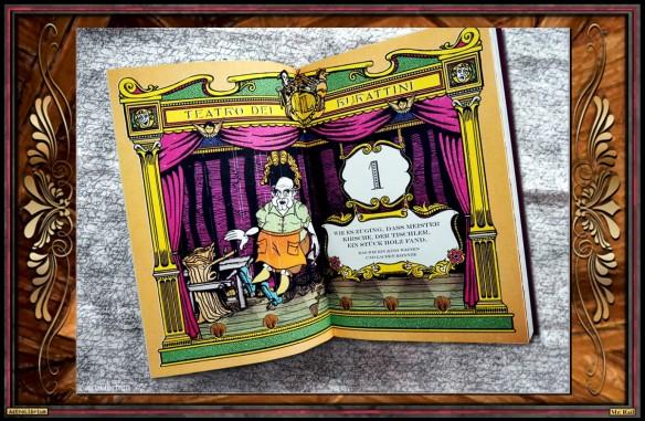Die Abenteuer des Pinocchio - Carlo Collodi - Astrolibrium