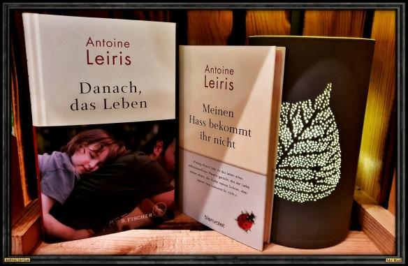 Danach, das Leben von Antoine Leiris - AstroLibrium