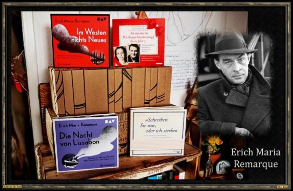 Erich Maria Remarque - Hörspiele für die Ewigkeit - Astrolibrium