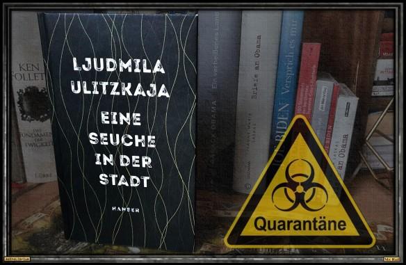 Eine Seuche in der Stadt von Ljudmila Ulitzkaja - Astrolibrium