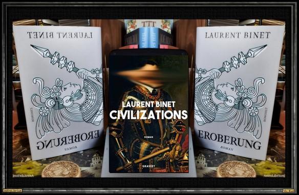 Eroberung von Laurent Binet - Astrolibrium
