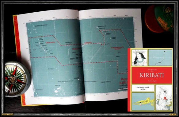 Kiribati - Eine Inselwelt versinkt im Meer - Astrolibrium
