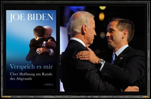Joe Biden - Versprich es mir - Bricks Books and Hope - Astrolibrium