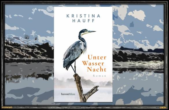Unter Wasser Nacht von Kristina Hauff - Astrolibrium