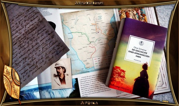 Olive Schreiner - Die Geschichte einer afrikanischen Farm - Astrolibrium