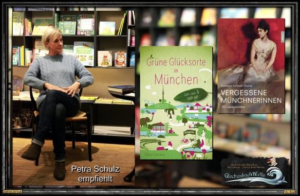 GlockenbachWelle - Am Götterbaum von Hans Pleschinski - Astrolibrium