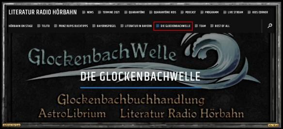 GlockenbachWelle - auch bei Literatur Radio Hörbahn - AstroLibrium