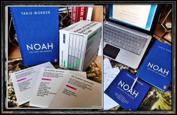 NOAH - Von einem, der überlebte - Takis Würger - Astrolibrium