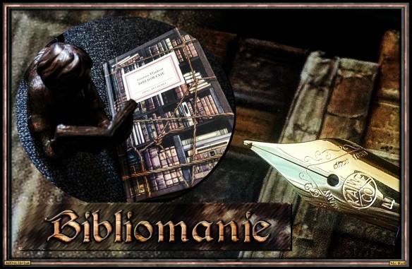 Bibliomanie - Gustave Flaubert - AstroLibrium