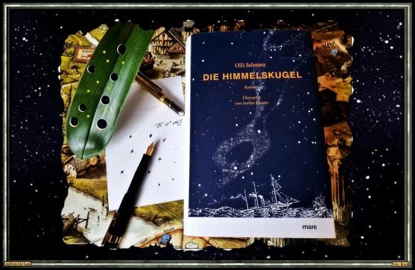 Die Himmelskugel von Olli Jalonen - Astrolibrium
