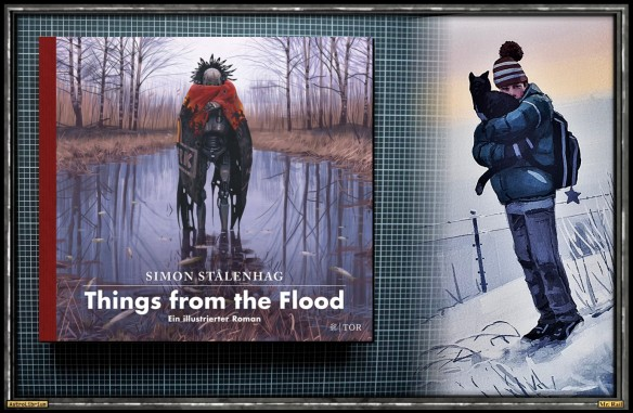 Simon Stålenhag - Things from the Flood - Astrolibrium