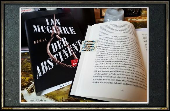 Der Abstinent von Ian McGuire - Astrolibrium