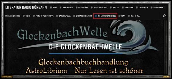 GlockenbachWelle bei Literatur Radio Hörbahn - Astrolibrium