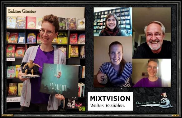 Bilderbuch-Glockenbachwelle - Mixtvision Verlag - Astrolibrium