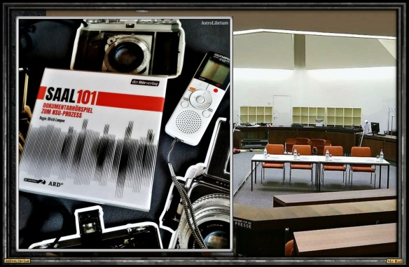 SAAL 101 - Dokumentarhörspiel zum NSU-Prozess - Astrolibrium