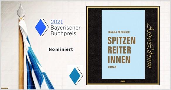 Bayerischer Buchpreis - Nominiert - Spitzenreiterinnen - Astrolibrium