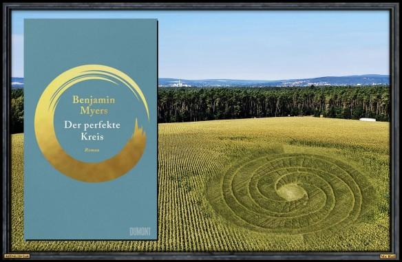 Der perfekte Kreis von Benjamin Myers - Astrolibrium