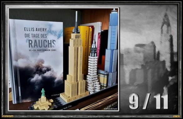 Die Tage des Rauchs von Ellis Avery - Astrolibrium