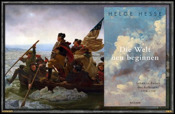 Die Welt neu beginnen - Helge Hesse - AstroLibrium