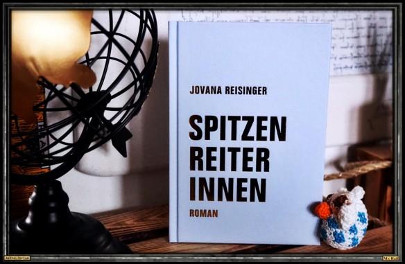 Spitzenreiterinnen - Jovana Reisinger - Astrolibrium
