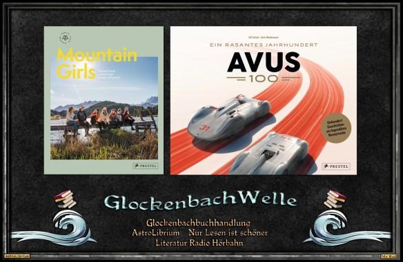 GlockenbachWelle - Bildbände, die Bände sprechen - Prestel Verlag - Astrolibrium