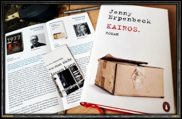 KAIROS von Jenny Erpenbeck - Astrolibrium